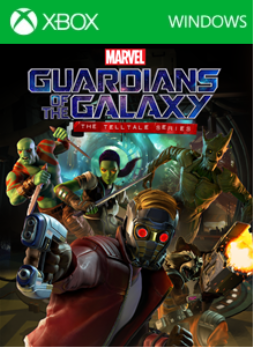 Marvel's Guardians of the Galaxy: The Telltale Series (Win 10)
