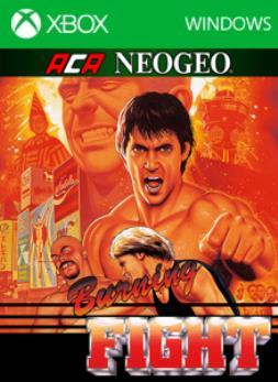 ACA NEOGEO BURNING FIGHT (Win 10)